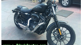 2.El Harley-Davidson Sportster Iron 883