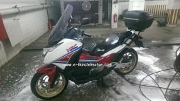 2.El Honda NC 750D Integra