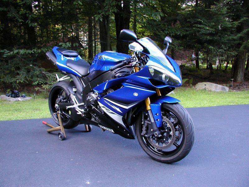 Yamaha YZF R1 2008 Model